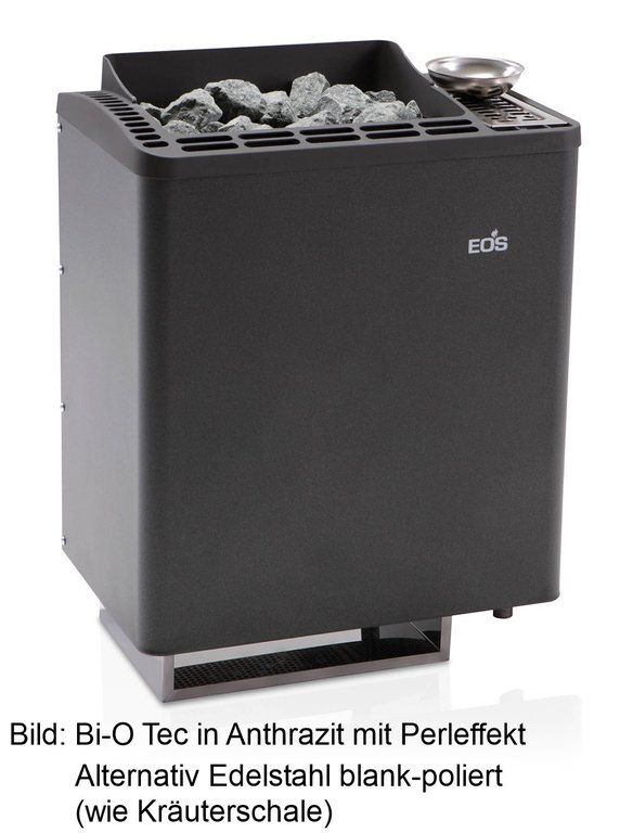 eos saunaofen mit verdampfer bio tec wellness sauna. Black Bedroom Furniture Sets. Home Design Ideas