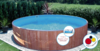 Fun Wood Rundbecken Future Pool Spar-Set 1