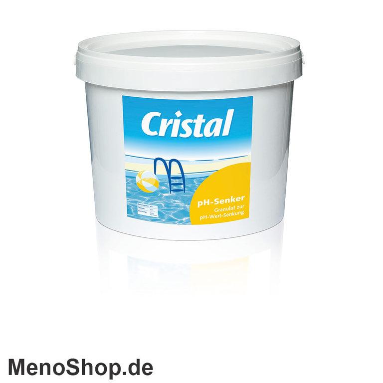 CRISTAL pH-Senker Granulat 6,0 kg